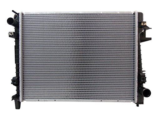 02 dodge ram radiator - 3