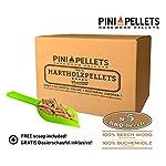 PINI-Pellet-di-Legno-Duro-100-faggio–5-BBQ-faggio-15-kg-Pellet-da-Grill-per-Grigliare-Fumare-Anche-per-forni-per-Pizza-a-Pellet