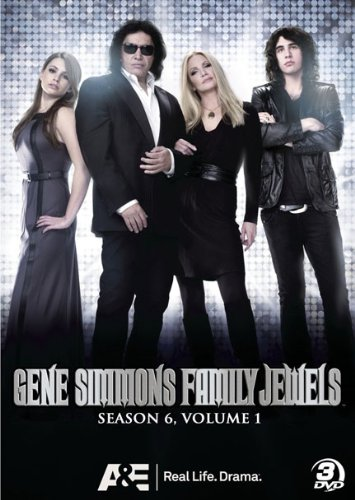 Gene Simmons Family Jewels: Season 6, Volume 1 [DVD] by A&E HOME VIDEO