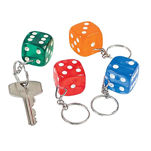 Plastic Chains Party Favors Colors