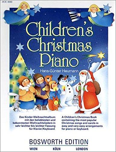 Children's Christmas Piano: Sammelband für Klavier