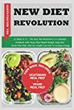 Books : NEW DIET REVOLUTION: (2 Books In 1) - The New Diet Revolution Is A Complete Cookbook With Many Plant Based Recipes. Easy And Quick Meal Plan. Diet For Weight Loss And To Increase Energy