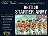 Black Powder American War of Independence, British Starter Army by Warlord Games