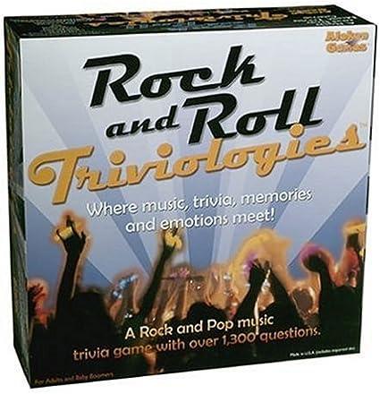 Rock And Roll Games >> Aleken Games Rock Roll Triviologies