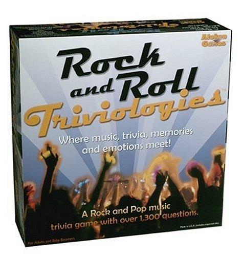 Rock & Roll Triviologies by Aleken Games