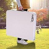 VINGLI 4ft Portable Camping Picnic Folding