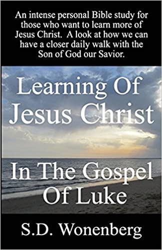 Learning Of Jesus Christ In The Gospel Of Luke: An intense personal Bible study for those who want to learn more of Jesus Christ. A look at how we ... God our Savior.: Volume 3 (Deeper Into Jesus)