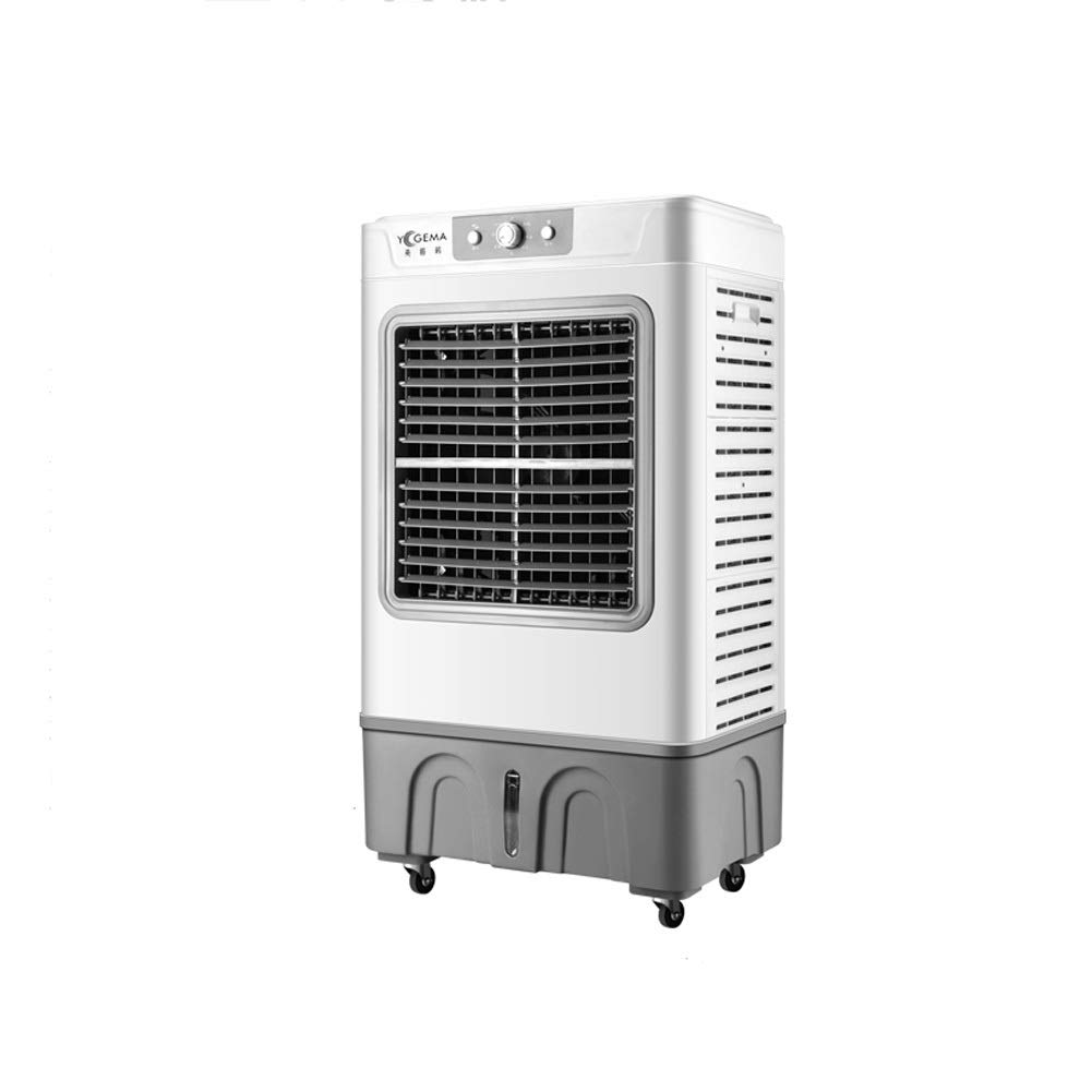 Barture エアコンモバイルエアコン加湿器厚アイスカーテンクールダウンユニバーサルキャスター家庭用に適した B07TD15KJB