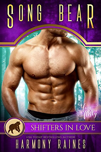 Song Bear: A Shifters in Love Fun & Flirty Romance (Silverbacks and Second Chances Book 4) cover