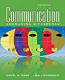 Communication: Embracing Difference (3rd Edition)