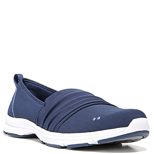 Ryka Jamboree Rund Stoff Slipper Jet Ink Blue/blue/white