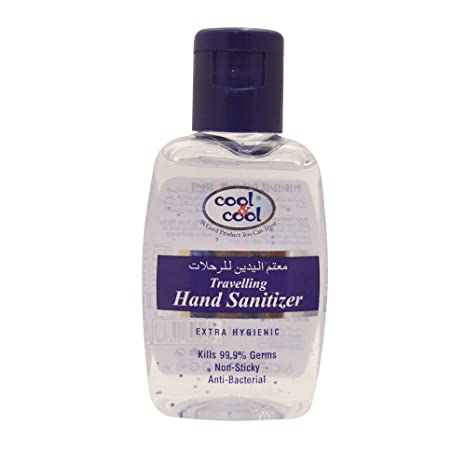 Buy Cool And Cool Travelling Hand Sanitizer Gel 60ml H370t