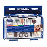 Dremel 687-01 52-Piece General Purpose Rotary Tool Accessory Kit  With Case