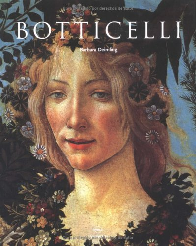 Botticelli: Spanish-Language Edition (Artistas serie menor)