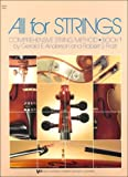 All for Strings : Conductor Score, Anderson, Gerald and Frost, Robert S., 0849732239