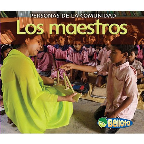 Download Los maestros (Personas de la comunidad) (Spanish Edition) PDF