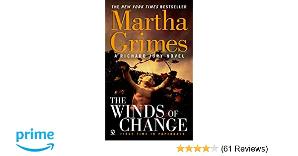 Amazon com: The Winds of Change (9780451216960): Martha