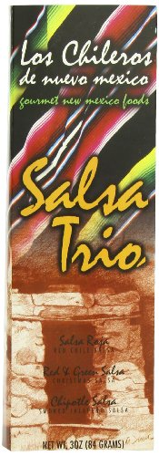 Los Chileros Salsa Trio, 3 Ounce ()