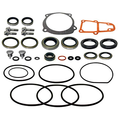 Evinrude/Johnson/OMC/BRP OEM Gearcase Lower Unit Gear Housing Seal & Gasket Kit 5006373