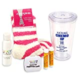 Cancer Patient Gift and Chemotherapy Gift Set-Kicking Chemo Cup