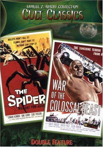 Earth Vs. The Spider/War of the Colossal Beast (Cult Classics Double Feature) from Lions Gate Home Ent.