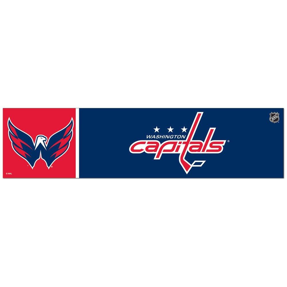 WinCraft NHL Washington Capitals WCR13349313 Bumper Strip 3 x 12
