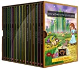 img - for The Wizard of Oz Collection: The Wonderful Wizard of Oz, The Marvellous Land of Oz, Ozma of Oz, Dorothy and the Wizard in Oz, The Road to Oz, The Emerald City of Oz, Patchwork Girl of Oz and More book / textbook / text book