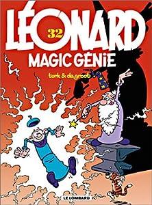 """Afficher """"Léonard n° 32 Magic génie"""""""