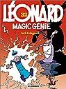 Léonard, tome 32 : Magic génie par de Groot