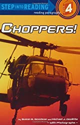 Choppers! (Step into Reading)