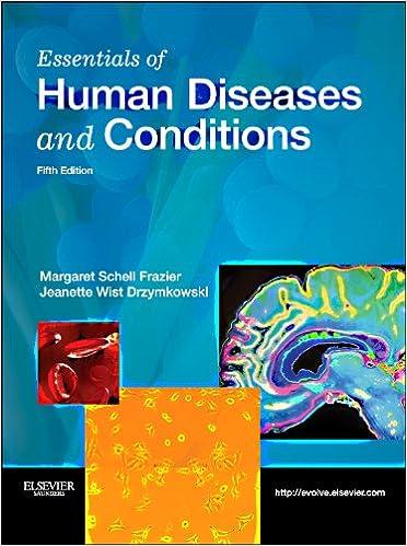 essentials of human disease workbook answer key