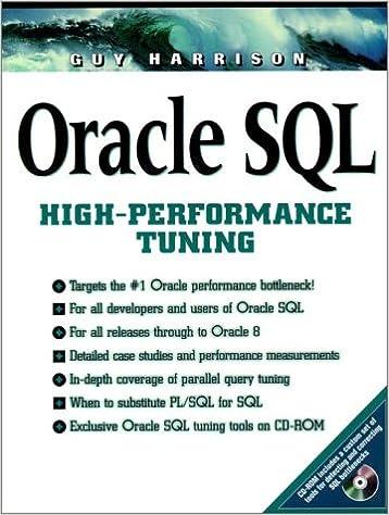 ORACLE PL SQL TUNING EPUB DOWNLOAD