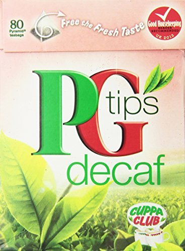 PG Tips Decaf 70 Ct Tea Bags - 4 Pack by PG Tips (Image #3)