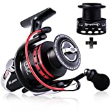 Sougayilang Fishing Reels Powerful 13+1BB Spinning Reels Ultra Smooth Reel for Saltwater or Freshwater- New for 2018!