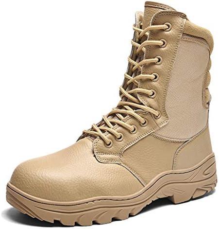 Herren Special Forces Stiefel Low Rise Wanderschuhe Non Sicherheit Arbeitsstiefel Aktion Combat Boots Verschleißfeste Donner Schuhe