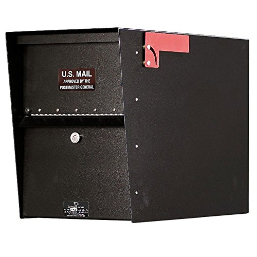Jayco LLA1STD Standard Aluminum Letter Locker Mailbox Bronze