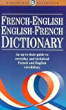 English-French/French-English Dictionary, Publishers Group West Staff, 1853263265