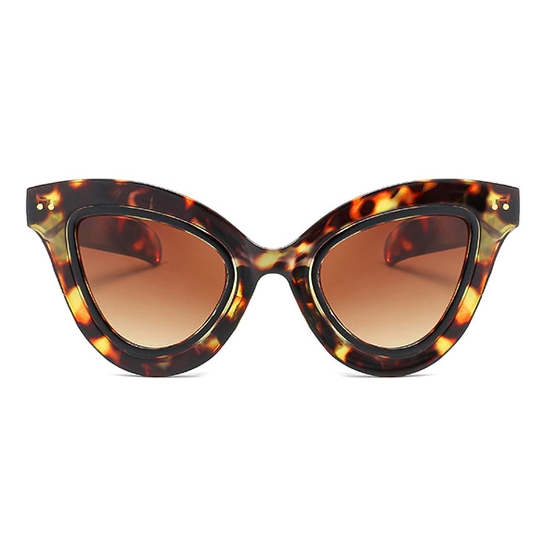 Femmes Hommes Lunettes Intégrées Kootk Stylish Cat Eye Transparent Lunettes de Soleil C1 8KqOvE