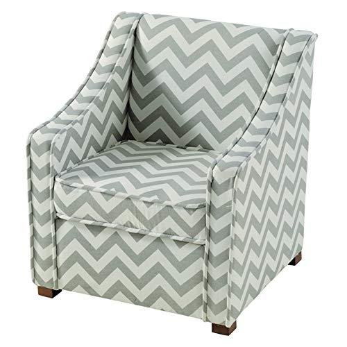 Linon Alexandria Gray Chair -