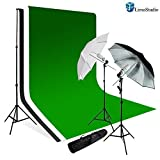 Limostudio 700W Photography Light Photo Video Studio Umbrella Lighting Kit