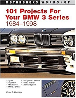 BMW 101 Performance Projects Bmw 3 Series E30 E36