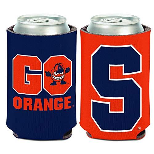 (WinCraft Syracuse Orange NCAA Team Pride Can Cooler - Team Color,)
