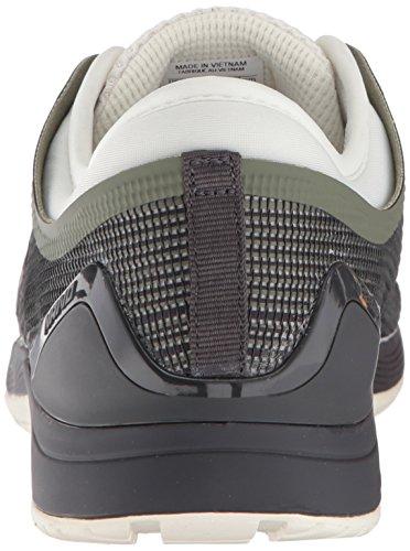 Reebok Women's CrossFit Nano 8.0 Sneaker, Hunter Green/Coal/Chalk, 5 M US by Reebok (Image #2)