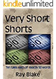 Very Short Shorts: ten tales, each of exactly 50 words