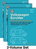 By Volkswagen of America Volkswagen EuroVan Official Factory Repair Manual: 1992, 1993, 1994, 1995, 1996, 1997, 1998, 1999 (T [Paperback]