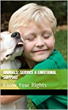 Emotional Support Animal: Attorney letter included: sign and show airlines or landlords
