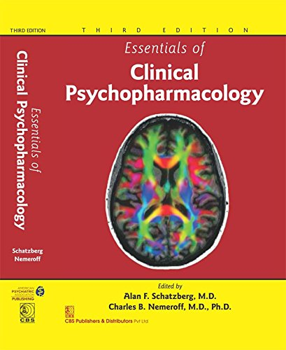 Essentials Of Clinical Psychopharmacology 3Ed Spl Edition (Pb 2017)