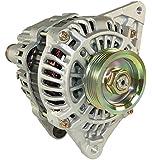 DB Electrical AMT0165 New Alternator For Mitsubishi Galant 2.4L 2.4 00 01 02 03 2000 2001 2002 2003 A2TB5791 A2TB5791ZC MD368519 M368519D 1-2204-02MI 13898