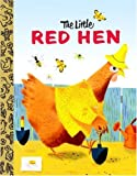 The Little Red Hen, Golden Books Staff, 0375827730