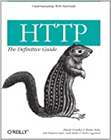 HTTP: The Definitive Guide Front Cover